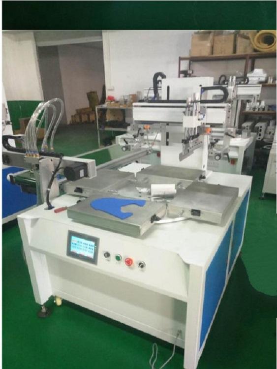 皮革丝印机鞋垫网印机鞋面丝网印刷机鞋舌印刷机