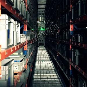 机械制造业自动化立体仓库 智能立体式仓库