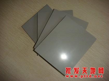 山东PVC塑料板灰色焊接PVC硬板