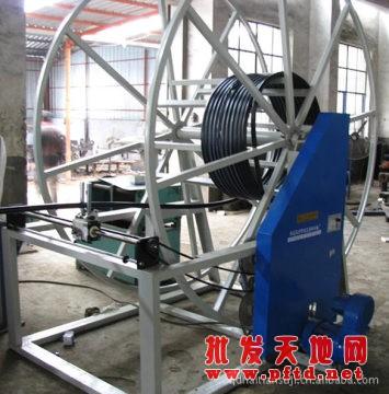 pvc排水管设备-青岛海天塑料机械-延边排水管设备