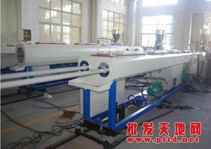 河南塑料管材设备-塑料管材设备-青岛和泰塑机
