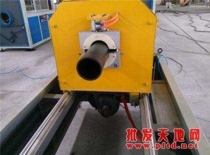 青岛和泰塑机(图)-塑料管材设备哪家好-塑料管材设备
