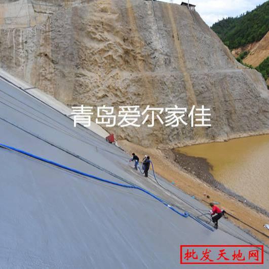 水利工程水利大坝专用聚脲防水涂料水渠水库